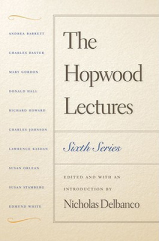 Hopwood Lectures