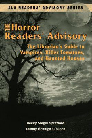 Horror Readers' Advisory