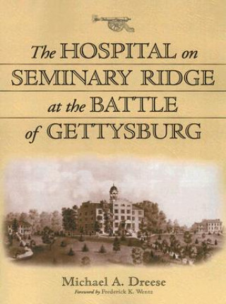 Hospital on Seminary Ridge at the Battle of Gettysburg