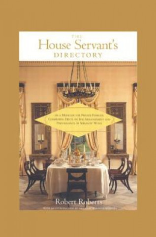 House Servant's Directory