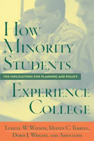 How Minority Students Experience College