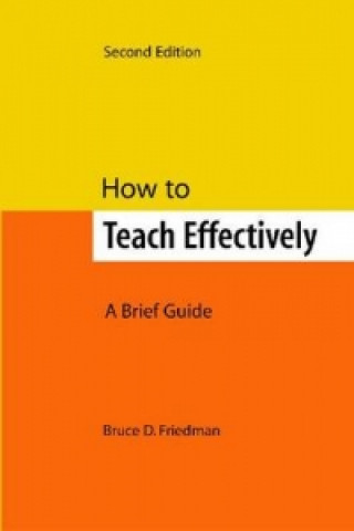 How to Teach Effectively