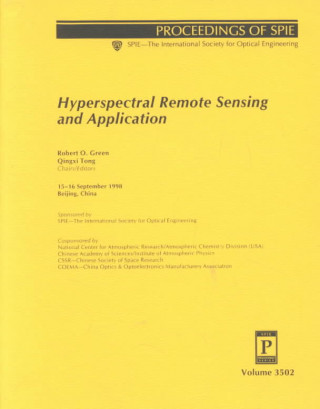 Hyperspectral Remote Sensing and Application