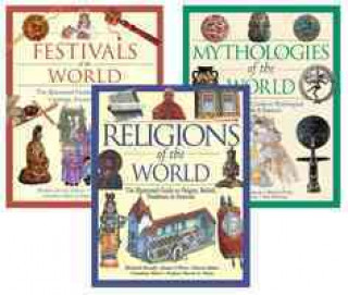 Illustrated Guide to Customs and Beliefs Set, 3-Volumes
