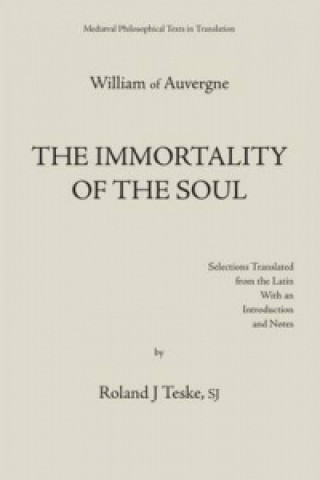 Immortality of the Soul =