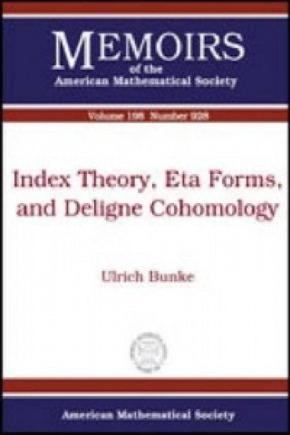 Index Theory, Eta Forms, and Deligne Cohomology