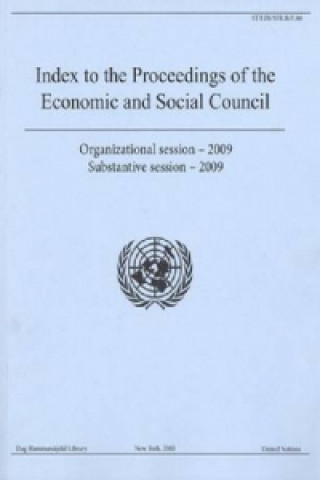 Index to Proceedings of the Economic and Social Council 2009