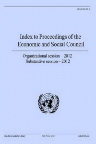 Index to Proceedings of the Economic and Social Council
