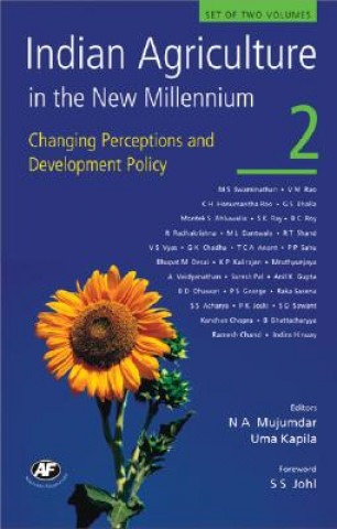 Indian Agriculture in the New Millennium
