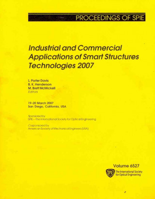 Industrial and Commercial Applications of Smart Structures Technologies 2007