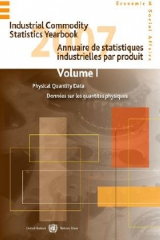 Industrial Commodity Statistics Yearbook 2007