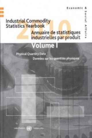 Industrial Commodity Statistics Yearbook 2010