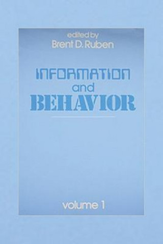Information and Behaviour
