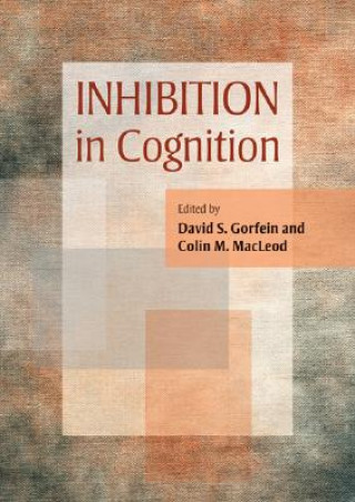 Inhibition in Cognition