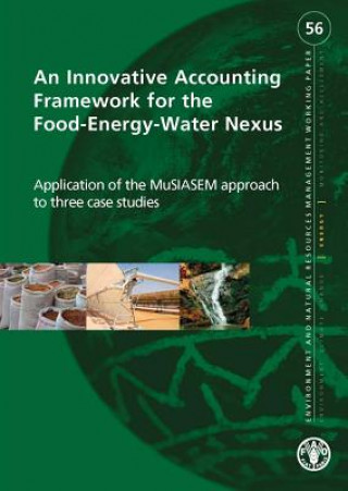 Innovative Accounting Framework for the Food-Energy-Water Nexus