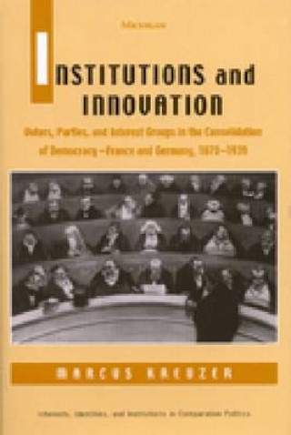 Institutions and Innovation