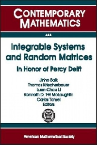 Integrable Systems and Random Matrices