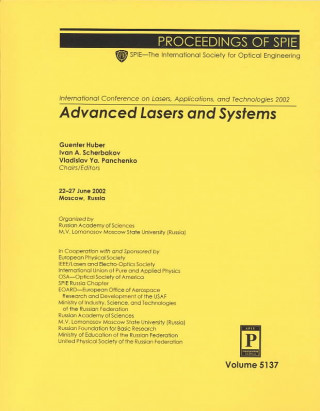 International Conference on Lasers, Applications, and Technologies 2002