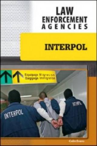 Carte Interpol Colin Evans