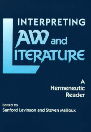 Interpreting Law and Literature