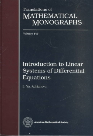 Introduction to Linear Systems of Differential Equations