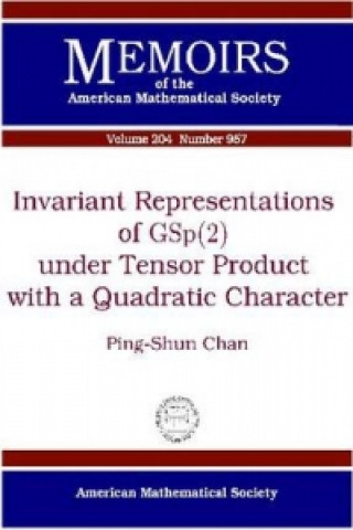 Invariant Representations of GSp(2) Under Tensor Product with a Quadratic Character