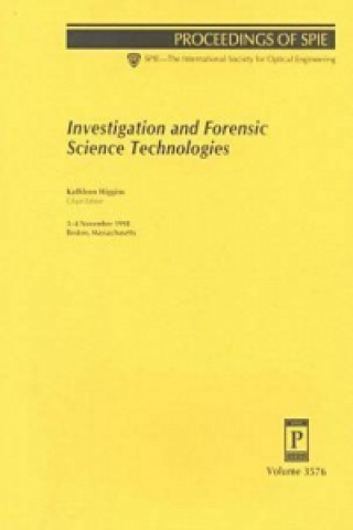 Investigation and Forensic Science Technologies