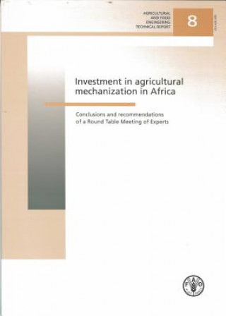 Investment in Agricultural Mechanization in Africa
