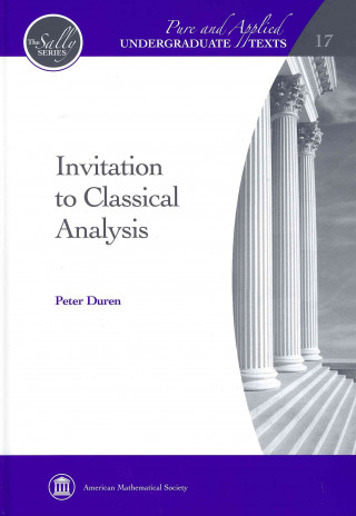 Invitation to Classical Analysis