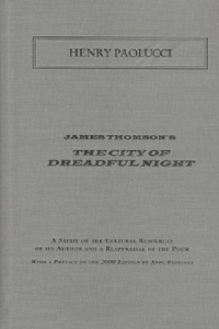 James Thompson's the City of Dreadful Night