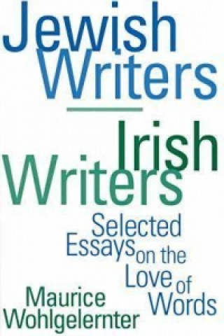 Jewish Writers/Irish Writers