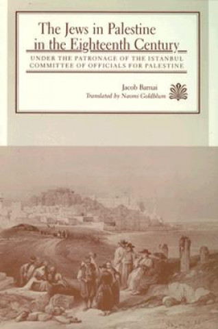 Jews in Palestine in the 18th Century