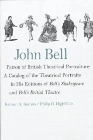 John Bell, Patron of British Theatrical Portraiture