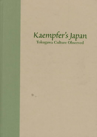 Kaempfer's Japan