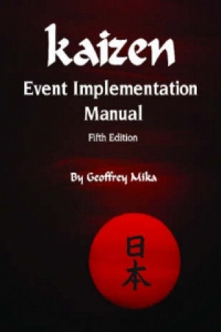 Kaizen Event Implementation Manual