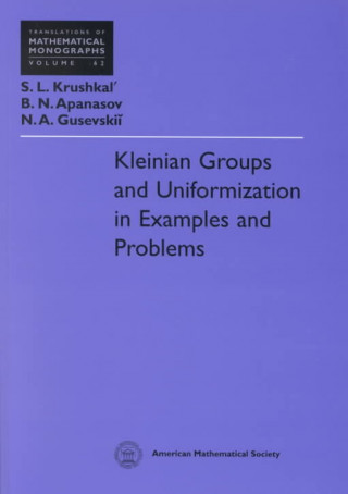 Kleinian Groups and Uniformization in Examples and Problems