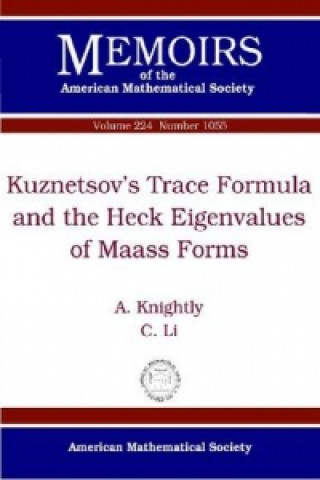 Kuznetsov's Trace Formula and the Hecke Eigenvalues of Maass Forms