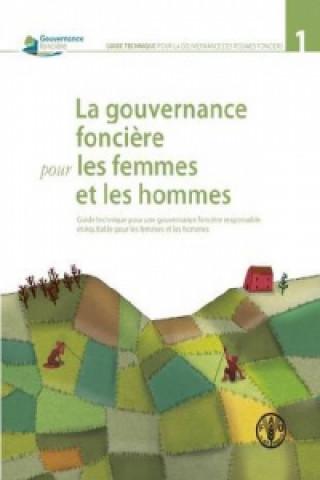 La gouvernance fonciere pour les femmes et les hommes