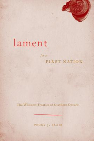 Lament for a First Nation