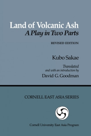LAND OF VOLCANIC ASH A PLAY IN TWO PART