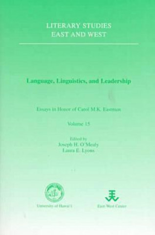 Language, Linguistics and Leadership