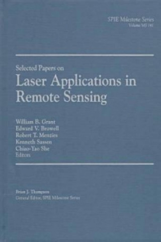 Laser Applications in Remote Sensing