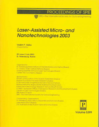 Laser-Assisted Micro- and Nanotechnologies