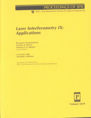 Laser Interferometry IX: Applications