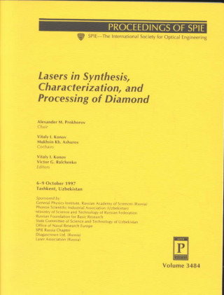 Lasers in Synthesis, Characterization, and Processing of Diamond