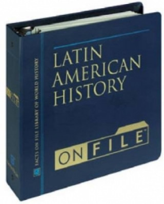 Latin American History on File