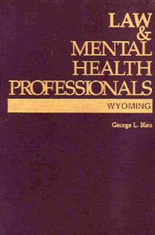 Law and Mental Health Professionals