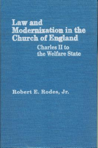 Law and Modernization of the Church in England