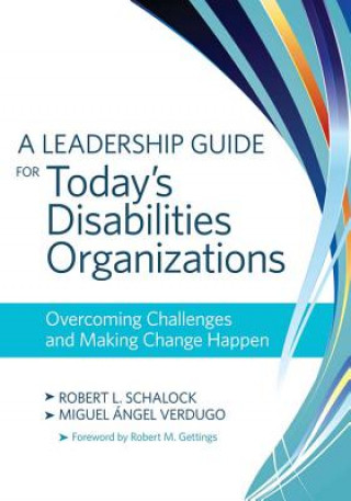 Leadership Guide for Today's Disabilities Organizations