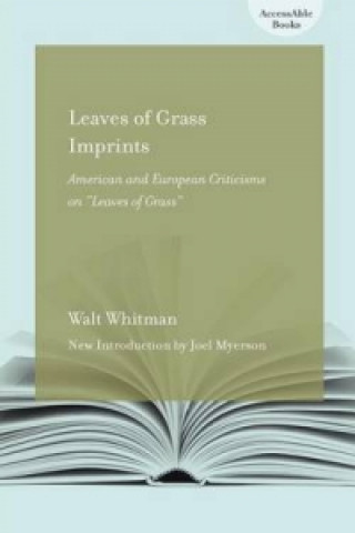 Leaves of Grass Imprints
